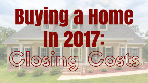 Closing Costs - Buying or Selling a Home